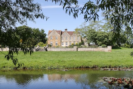 Talton House; historic house and gardens - Newbold on Stour