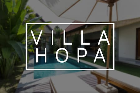 Perfectly located villa in CANGGU! - North Kuta