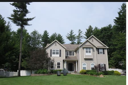Beautiful Saratoga Springs Retreat with Pool - Wilton  - Σπίτι