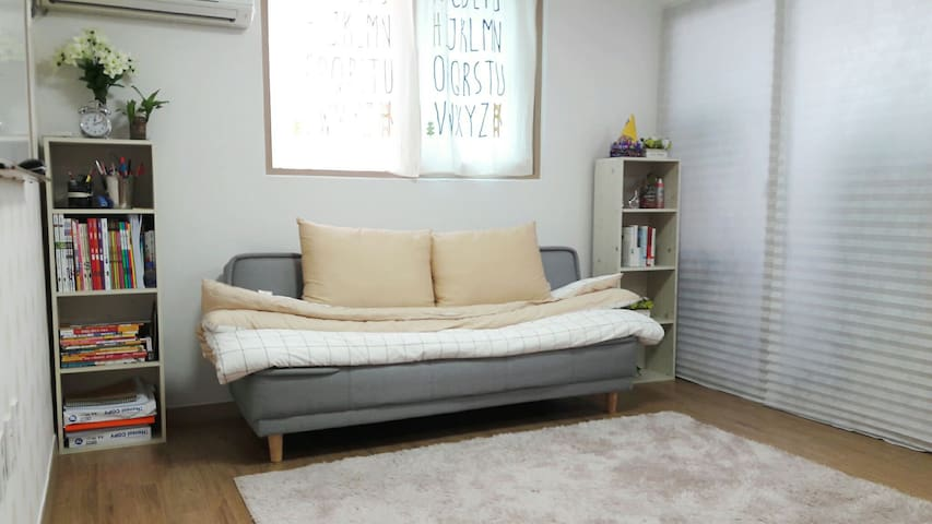 뚱하우스♡ 편리한위치,깔끔한숙소 (DDoong House ♡) - 전주시 - Casa