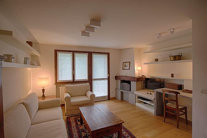 Hintown Courmayeur Imperial Suite Home PlanGorret
