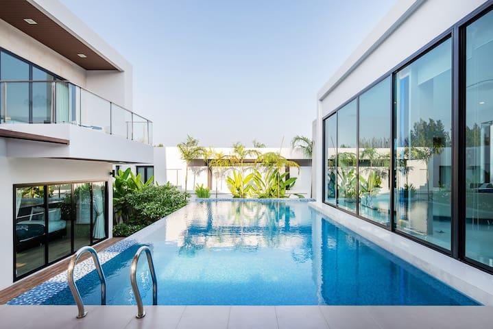 Mövenpick Luxury Villa3/Private Pool/Amazing Stay
