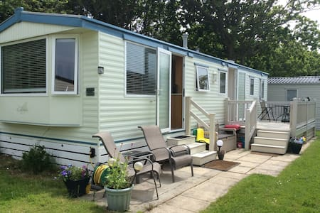 New Forest area 3 BED MOBILE HOME 2 - Milford on Sea