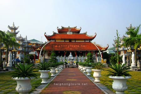 Hai Phong City Tour - Hajó