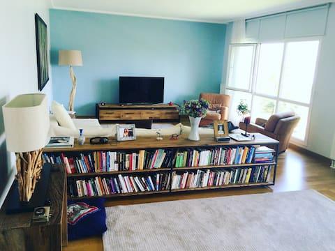 Safe & Cozy Room