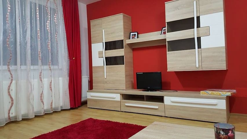 2 Rooms Apartment in Sebes