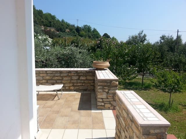 one bedroom private house in a farm - thassos - Ev