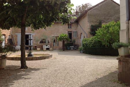 LOGE DE LA CAVALIÈRE AT CHATEAU  - Préty - Дом