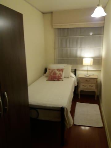 Confortable habitación con baño  privado