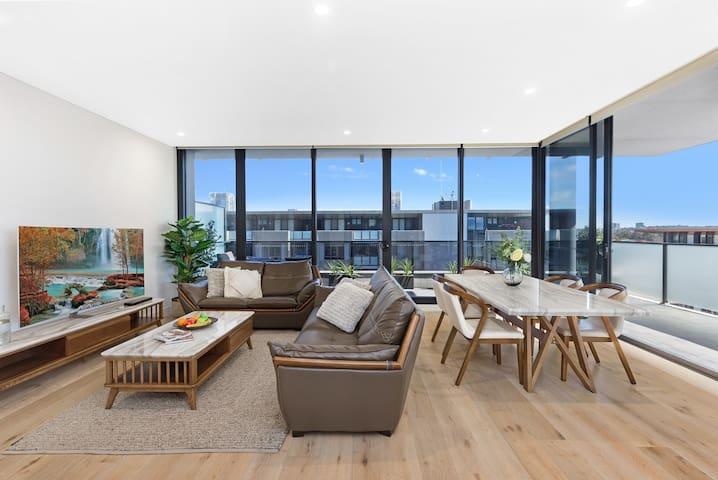MPAR02-3 Bedroom Parramatta Penthouse Apartment