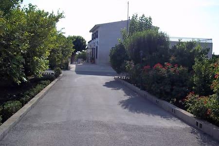 Finca Rural con Encanto 8-10 pers. - benejuzar - Dom