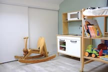 chambre enfant (2 ans et plus)