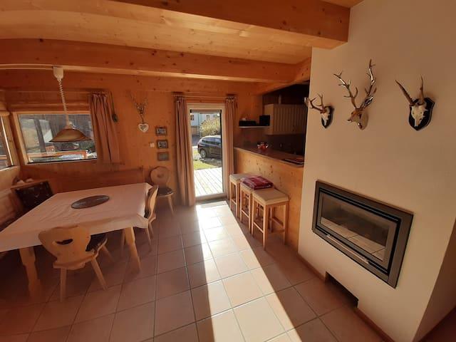 Exclusiv-Chalet, Sauna, Wintergarten, Panoramalage