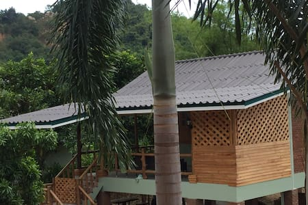 Farm Fish Cottage - Tambon Sattahip - House