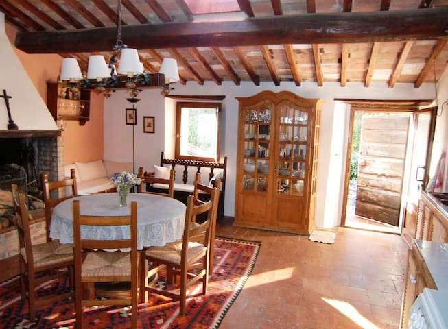 Peacefull appartment Siena Tuscany - La Cetina - Daire