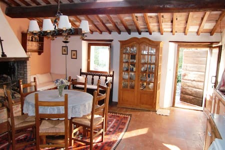 Peacefull appartment Siena Tuscany - La Cetina - Leilighet