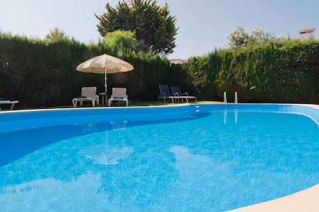 CHARMING VILLA beach/pool/wifi/top! - MIJAS COSTA - Villa