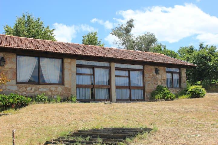 Apartamento em Quinta com história - São Pedro do Sul - Villa