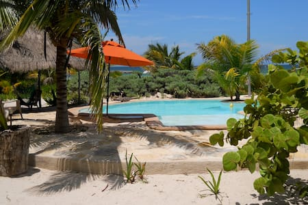 Beach home, pool, internet, COMFORT - Telchac Puerto - House