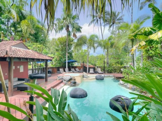 30 Hibiscus Resort-Relaxed+Central! - Port Douglas - Appartement