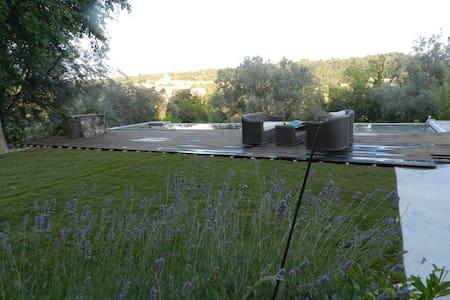 Drôme Provençale, chambre de charme - Saint-Restitut - Talo