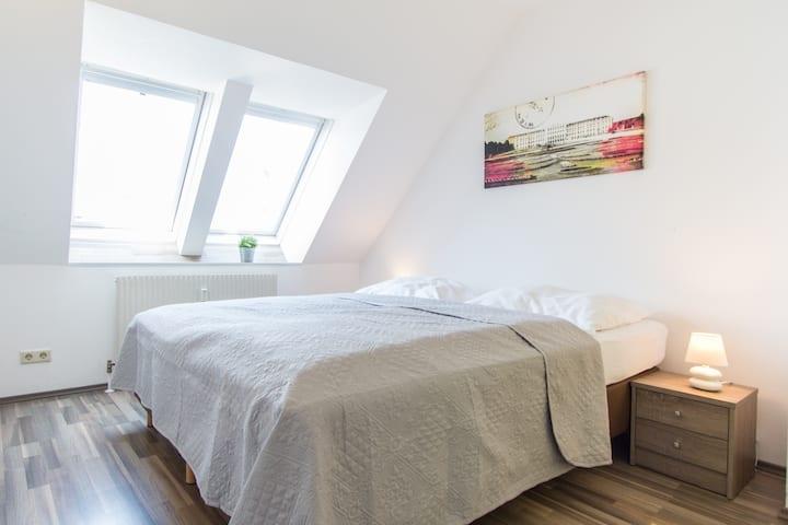 Karmeliter Flats Luxus Rooftop