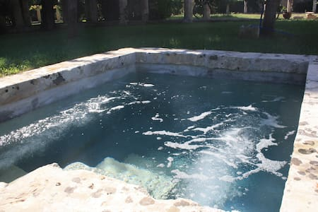Suite CAVALIERI in the Castle with pool