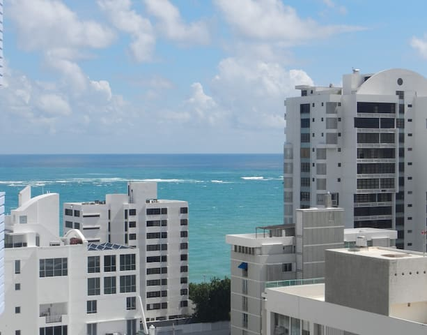 Newly Renovated Studio in Condado, San Juan