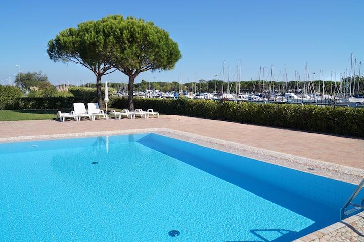 Villa Aprilia with private swimming pool