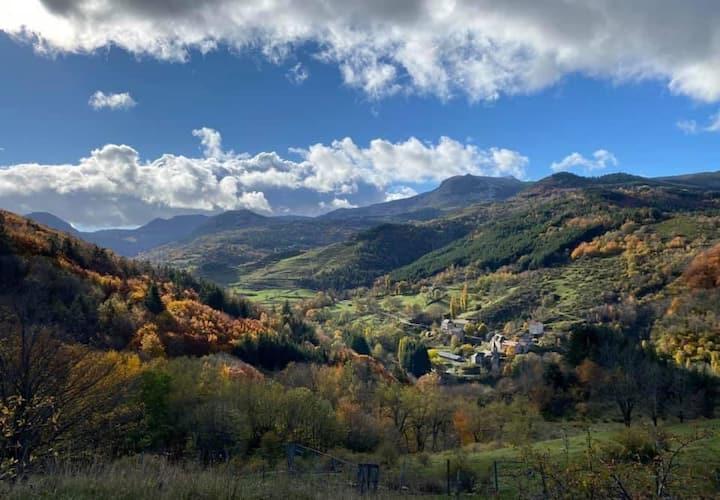 Gîte de charme en plein cœur de l'Ardèche verte