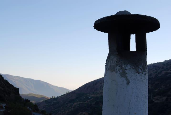 Casita Rural en Pampaneira, La Alpujarra