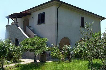 Appartamento in villa panoramica - Pioppi