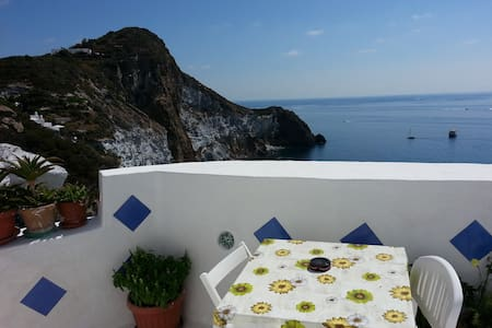 Studio flat  with sea view Ponza - Ponza - Apartment