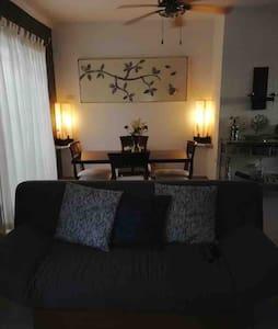 Habitación con encanto, ideal par sentirte cómodo