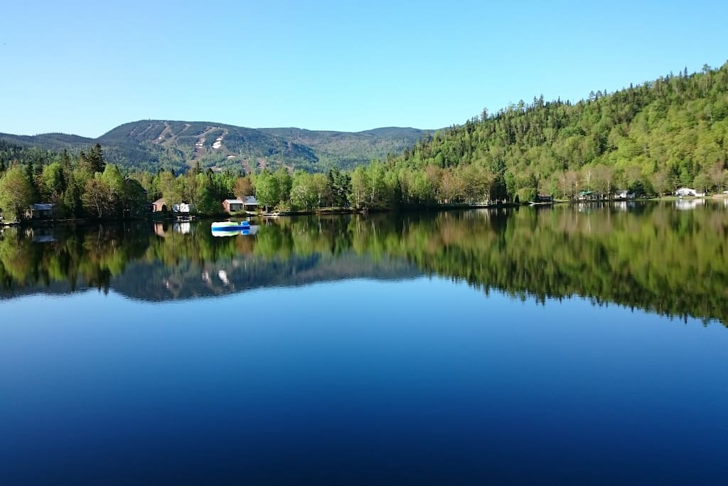 le Lac Simon