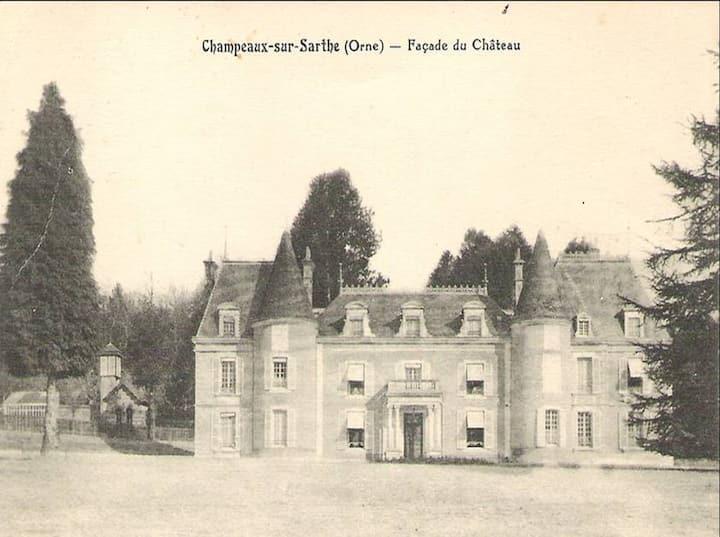 Chateau & Haras au coeur du Perche