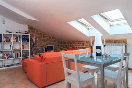 Cozy attic near Milan and Malpensa  - Mesero - Daire