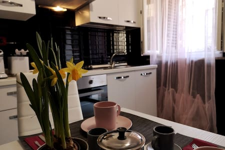 Moka House Anzio by La CasAffittiera Apartments