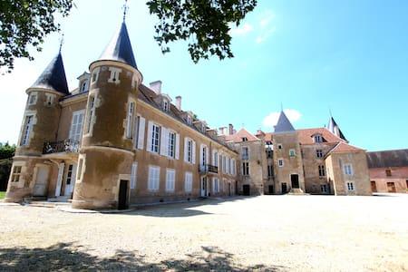 chateau d'Island Avallon Vézelay - Island, Yonne