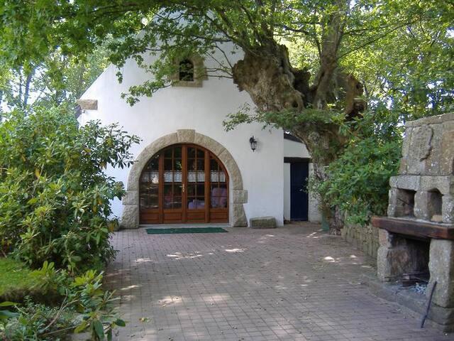 Petite maison bretonne Ria d'Etel - Locoal-Mendon - Oda + Kahvaltı
