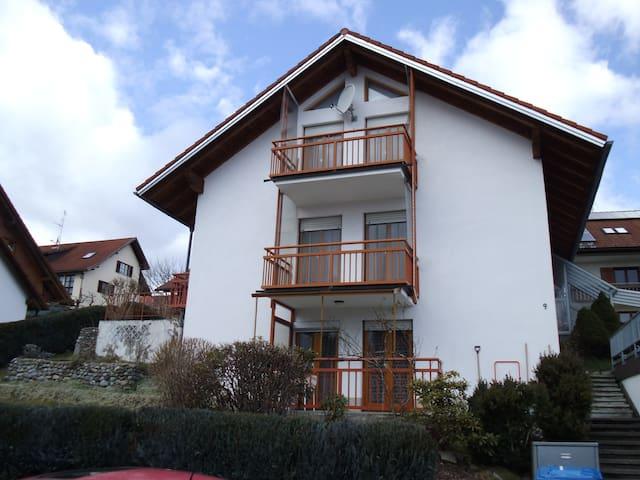 Klein und gemütlich - Scheidegg - Byt
