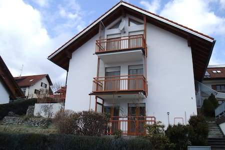 Klein und gemütlich - Scheidegg - Apartamento