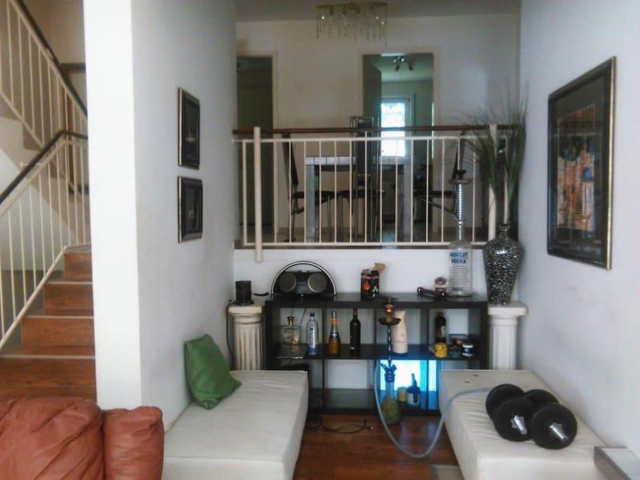 Wohnzimmer Teilbereich