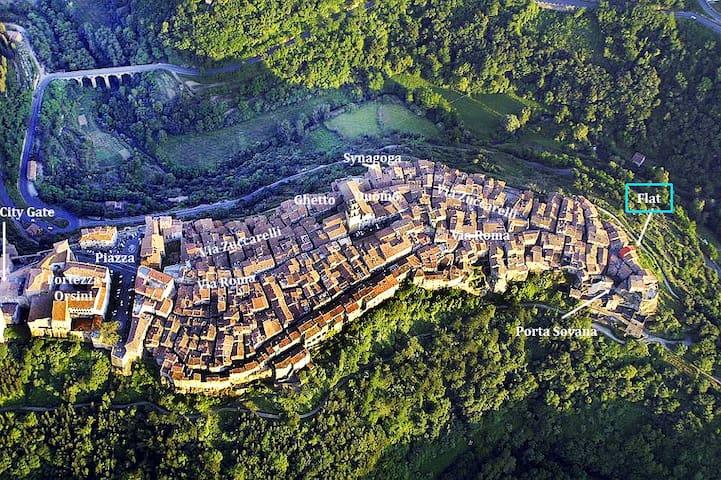 Pitigliano IS Toscana PURE! - Pitigliano  - อพาร์ทเมนท์