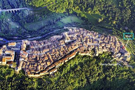 Pitigliano IS Toscana PURE! - Pitigliano  - Apartment
