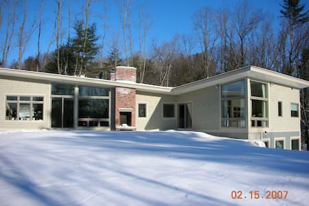 Luxury Berkshires rental - Maison