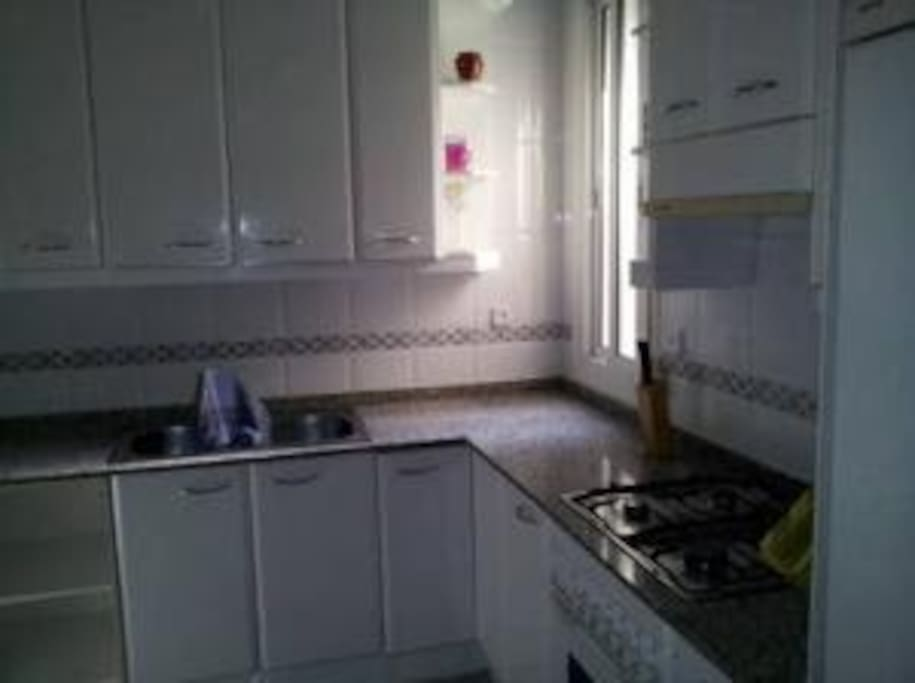 Kitchen for your use.