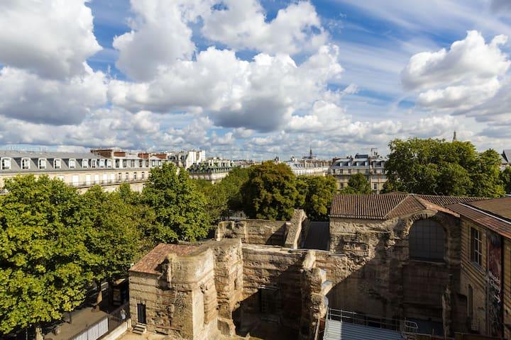 Great Parisian home - For Lovers / Kid Friendly ! - Paříž - Byt