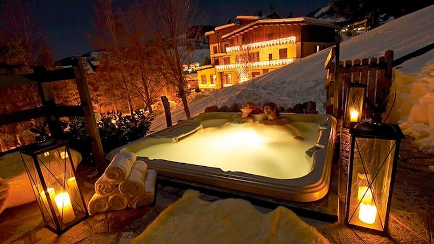MiraMonti Gourmet & Spa (Family Room + colazione) - Frabosa Soprana - Hotel butikowy