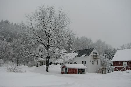 Farm Stay in Vermont - Casa